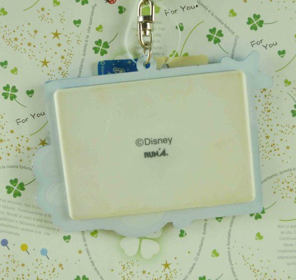 【震撼精品百貨】Micky Mouse_米奇/米妮 ~鑰匙圈-相框藍