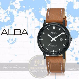 ALBA雅柏簡約時尚中性腕錶VJ22-X268J/AH7P77X1公司貨