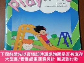 二手書博民逛書店Playtime罕見Simon Pate illustrated by Brian SmithY459873