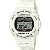 CASIO 卡西歐 G-SHOCK 太陽能電波衝浪手錶-沙灘白 GWX-5700CS-7 / GWX-5700CS-7DR