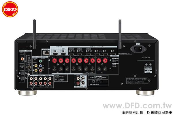 ( 現貨 ) 先鋒 Pioneer VSX-1131-B 7.2聲道 AV環繞擴大機 公貨