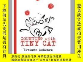 二手書博民逛書店Counting罕見with Tiny CatY237948 Silvia Viviane Schwarz W