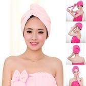 超強快速吸水乾髮毛巾 包頭巾柔軟浴帽 比普通毛巾吸水快七倍【RS532】