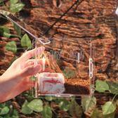 【非主圖款】爬寵物飼養箱透明壓克力材質透明箱