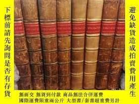 二手書博民逛書店1776年罕見THE SPECTATOR 著名經典雜誌 8本合售