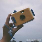 lo潛水mo傻瓜膠捲相機內置膠片防水相機可拍攝創意復古小禮物 【傑克型男館】