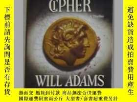二手書博民逛書店英文原版罕見The Alexander Cipher by Wi