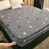 夾棉床笠單件隔尿防水床罩床單防滑固定加厚席夢思床墊防塵保護套 名購新品