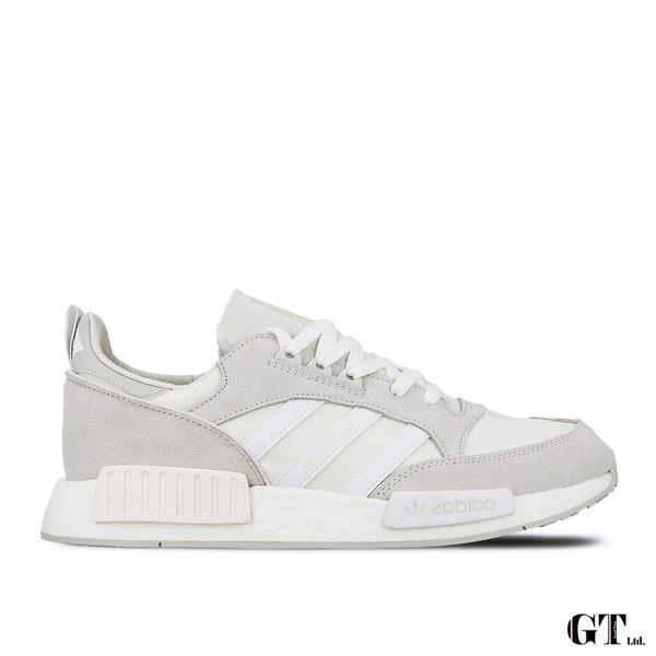 【GT】代購 Adidas Boston Super x R1 灰白 男鞋 低筒 輕量 愛迪達 運動鞋 慢跑鞋 休閒鞋 G27834