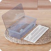 萬聖節快速出貨-廚房瀝水帶蓋防塵家用多功能刀叉筷子盒筷子筒收納盒筷籠ZMD