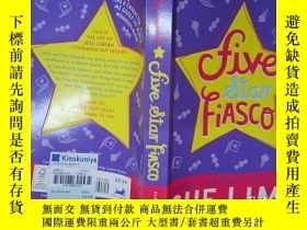 二手書博民逛書店five罕見star fiasc(詳見圖)Y6583 Sue L