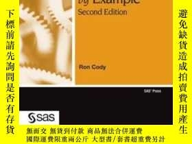 二手書博民逛書店Sas罕見Functions By Example, Secon