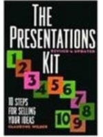 二手書博民逛書店 《The Presentations Kit: 10 Steps for Selling Your Ideas》 R2Y ISBN:0471310891│Wilder