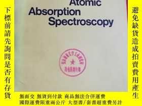 二手書博民逛書店(kT)Atomic罕見Absorption Spectrosc