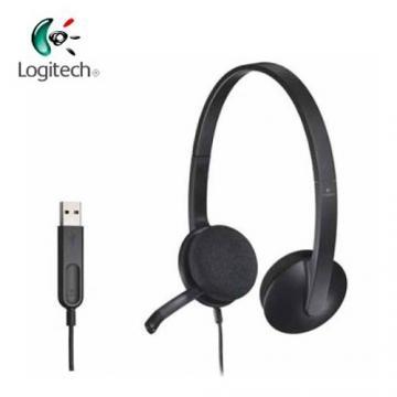 【現貨】羅技 Logitech H340 USB 耳機麥克風 [富廉網]