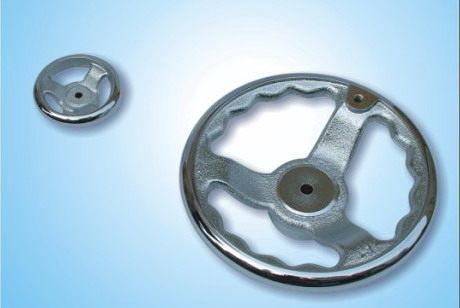 鍍金圓輪 手輪 5英吋 方向盤 圓輪