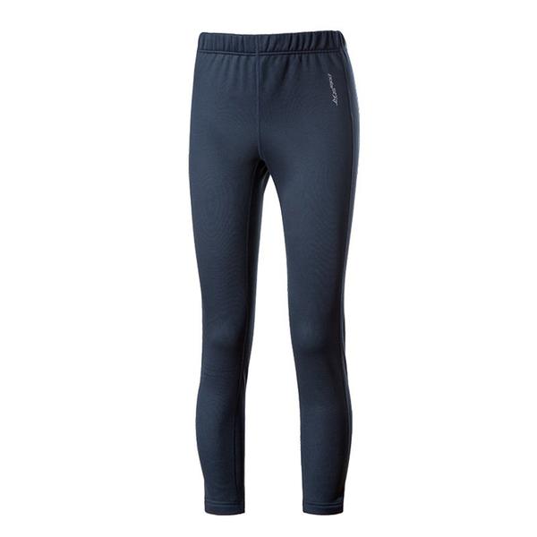 PolarStar 女 針織合身保暖運動褲『黑藍』P19404 戶外│休閒│登山│運動│刷毛│彈性│保暖│禦寒
