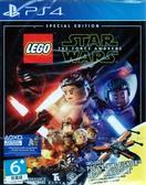 【玩樂小熊】現貨中 PS4 遊戲 限定特別版 樂高星際大戰 原力覺醒 LEGO Star Wars 英文版