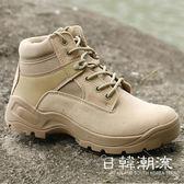 春夏07低幫作戰靴軍靴男511超輕作戰靴戰術靴戶外登山鞋軍迷鞋靴