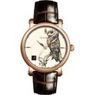梵谷Van Gogh Swiss Watch梵谷經典名畫男錶 Gent 11-1 貓頭鷹