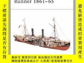 二手書博民逛書店Confederate罕見Blockade Runner 1861–65 NVG 92 (damaged)-邦聯封