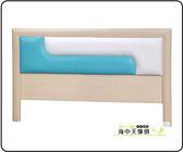{{ 海中天休閒傢俱廣場 }} F-08 摩登時尚 臥室系列 45501-1 伊瑪5尺藍白/粉白床片