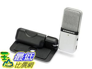 [美國直購] Samson Go Mic Portable USB Condenser Microphone 可擕式 USB IPAD專用 電腦專用話筒 電容式麥克風
