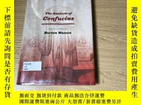二手書博民逛書店The罕見Analects of Confucius 華茲生《論