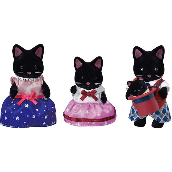 森林家族 夜空貓家庭組_EP14335