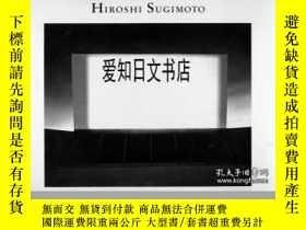 二手書博民逛書店【罕見】Hiroshi Sugimoto:Time Expose