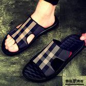 拖鞋 外穿 潮流 沙灘 涼鞋 韓版 個性 防滑 室外 網紅 涼拖