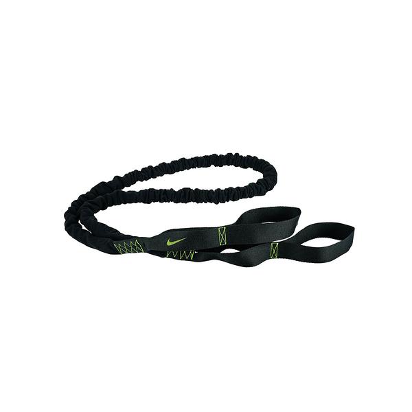 NIKE 抗阻彈力繩 20lbs(瑜珈繩 健身阻力帶 拉力帶 訓練帶≡體院≡