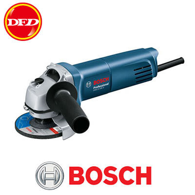 BOSCH 博世 GWS 6-100 BS Professional 砂輪機 適用於石材應用的可靠、小巧型組合 公司貨