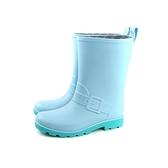 native BARNETT 雨鞋 雨靴 粉藍色 中童 童鞋 32106100-4967 no785