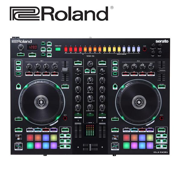 小叮噹的店- Roland DJ-505 DJ 控制器 DJ Controller控制台