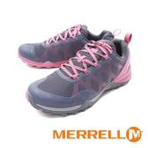MERRELL(女) SIREN 3 GORE-TEX 郊山健行鞋 -灰粉