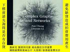 二手書博民逛書店Complex罕見Graphs and Networks (CB