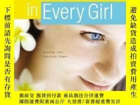 二手書博民逛書店The罕見Goddess in Every GirlY410016 M.J. Abadie M.J. ...