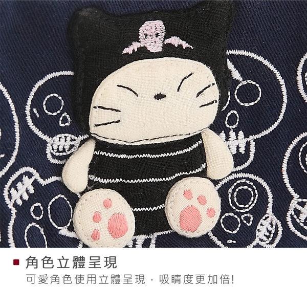 Kiro貓‧小惡魔 三層 小物收納 雜物包/手機包/手拿包【221781】