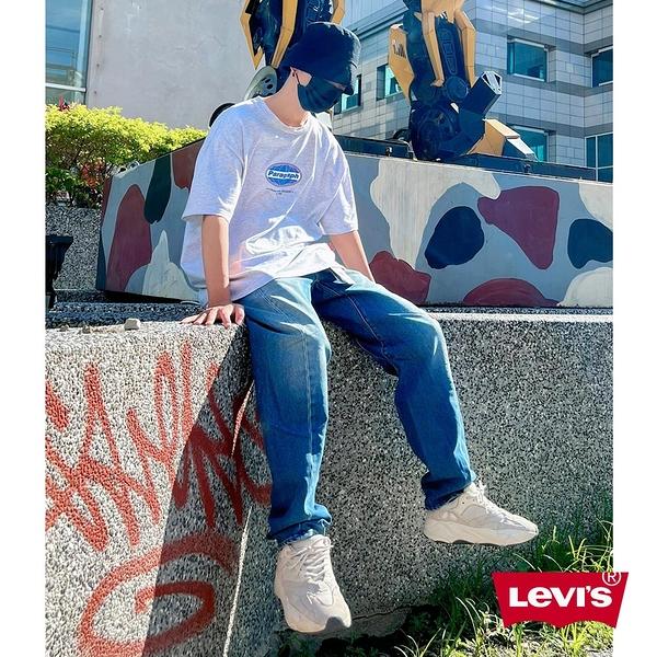 Levis 男款 570 Baggy寬鬆繭型牛仔褲 / LEJ 3D褲
