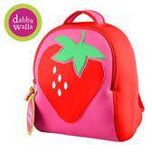 美國Dabbawalla瓦拉包 -草莓兒童後背包