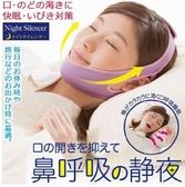 止鼾帶  現貨 防張嘴睡覺成人口呼吸矯正器閉嘴神器止鼾打呼嚕兒童口呼吸矯正帶