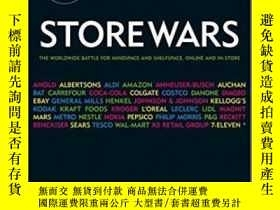 二手書博民逛書店Store罕見Wars: The Worldwide Battle For Mindspace And Shelf