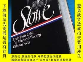 二手書博民逛書店Harriet罕見Beecher Stowe : Uncle Tom s Cabin   The Minister
