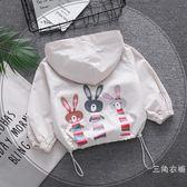 女嬰兒童裝秋冬裝女童薄款開衫上衣1-2-3歲0公主女寶寶秋冬季外套