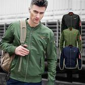 【加大碼】MA1立領刺繡貼布飛行員外套/棒球夾克 3色 L-6XL碼【CW434208】