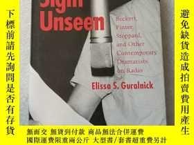 二手書博民逛書店看不見的視力【英文版】Sight罕見UnseenY24508