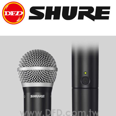 美國 舒爾 SHURE BLX2/PG58 手持式發射機 公司貨