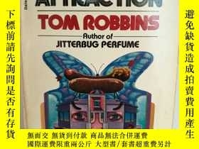 二手書博民逛書店湯姆·羅賓斯罕見Tom Robbins:Another Road