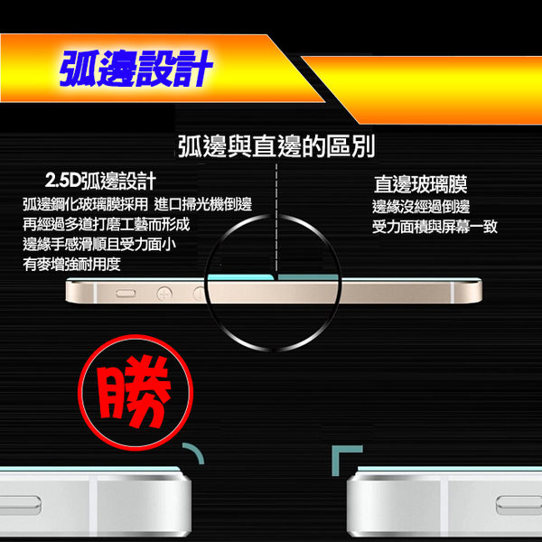 《 3C批發王 》ASUS Zenfone3 2.5D弧邊9H超硬鋼化玻璃保護貼 玻璃膜 保護膜